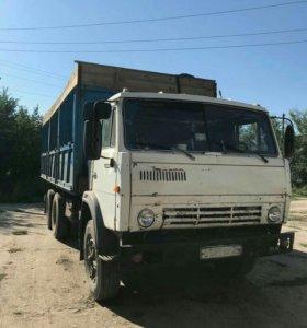 Продаётся Камаз 53212 с прицепом