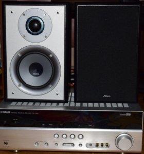 AV-Ресивер Yamaha RX-V367