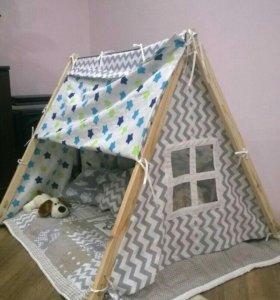 Вигвам домик(палатка)