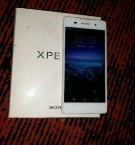 Телефон Sony f3311 РАЗБИТ ЭКРАН