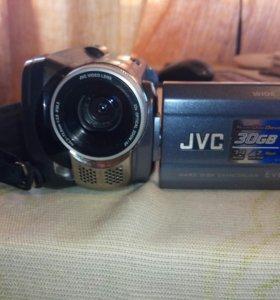 Видеокамера jvc gz mc37e