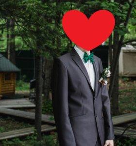 Коричневый Мужской Костюм На Свадьбу