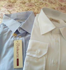 Продаю 2 новые рубашки 58 размера