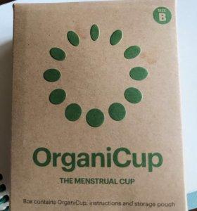 Organicup чаша