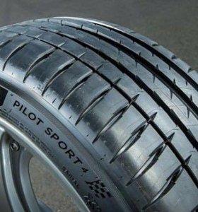 205/55 R16 Michelin Pilot Sport PS4 (Испания)