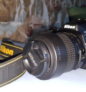 Зеркальная камера Никон D 5100