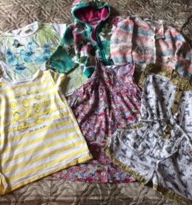 Вещи на Девочку 110-116