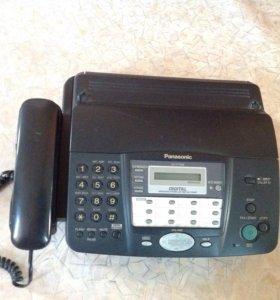 Факс Panasonic KX-FT908