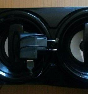 Портативная колонка Ms-37 (Bluetooth)