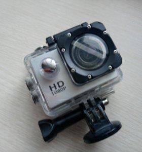 Экшн камера 1080р, новая