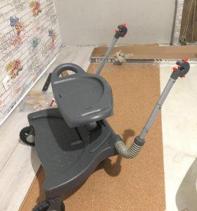 Сиденье- Подножка для коляски