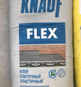 Knauf Flex плиточный клей