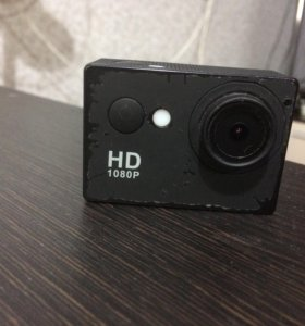 Экшен Камера 1080p без карты памяти