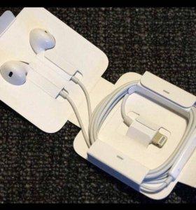 Наушники 🎧 Apple EarPods новые!!!