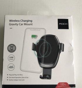 Беспроводное зарядное устройство iPhone X, iphone8