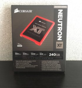 SSD Corsair Neutron XT 240 GB