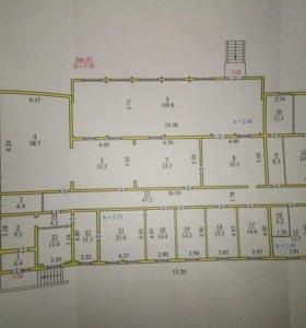 Аренда, производство, 570 м²