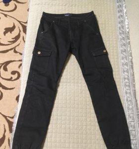 Бомбер и штаны тёплые