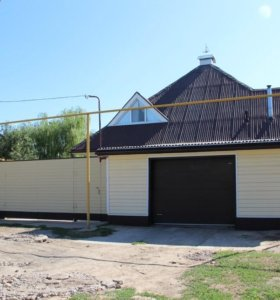 Дом, 156 м²