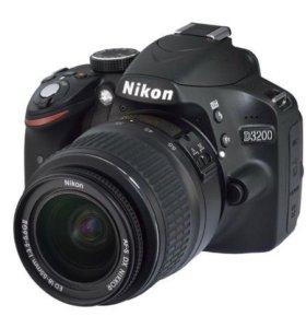 Зеркальный Фотоаппарат D3200