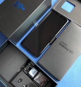 В Кредит Samsung Galaxy s9+  64 gb 128 gb