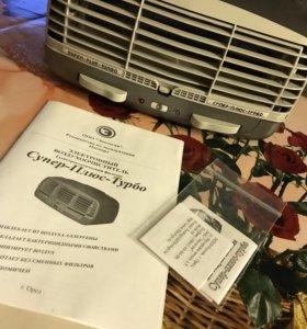 Электронный воздухоочиститель