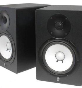 Мониторы акустические Yamaha hs80m 2 шт
