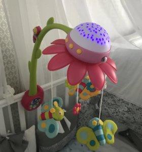 Детский мобиль на кроватку Snoby