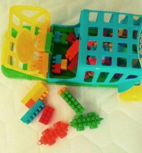 Конструктор классический Blocks