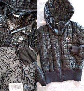Оригинальная куртка Adidas в идеале
