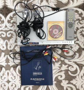 DVD караоке Samsung