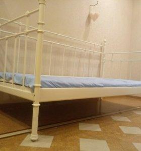 Кровать 90*2000