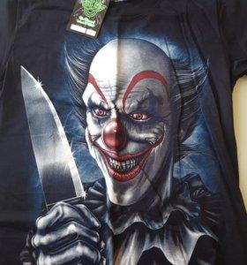 Новые футболки из Тайланда.