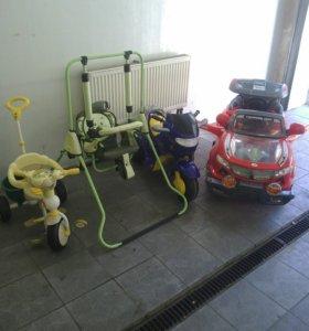 Дедские электро машины