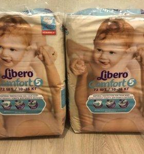 Памперсы Libero Comfort 5
