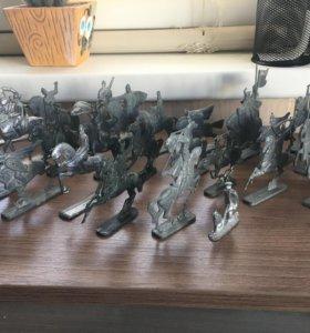 Оловянные солдатики (конница)