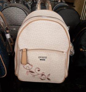 Guess рюкзак новый белый и др цвета