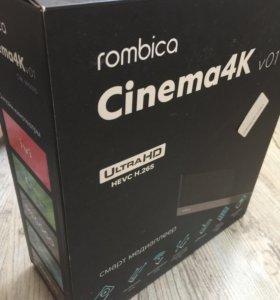 Медиаплеер ROMBICA Cinema 4K v01