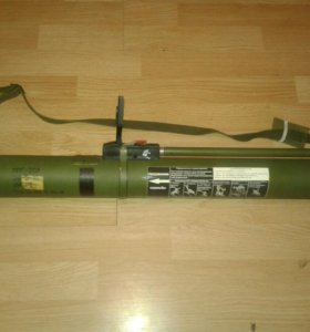 РПГ 26 /муха/-инерт отстреленный