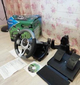 Игравой руль для пк Forsage GTR