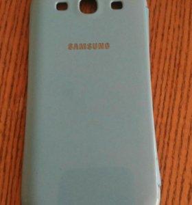 Крышка на Samsung S3