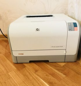 Принтер HP Color LaserJet
