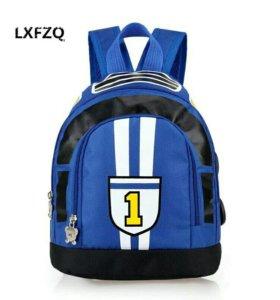Рюкзак для мальчика 3-4 года новый