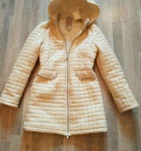 Пальто весна-осень для подростка