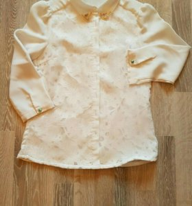 Блузки ( рубашки) для школы