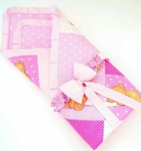 Одеяло для девочки
