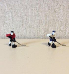 2 хоккеиста для наст. хоккея