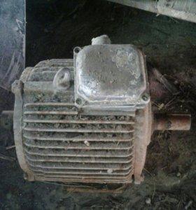 Электродвигатель 6.5кв