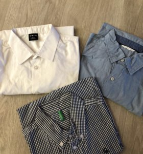 Одежда для мальчика 12-13 лет. Пакетом.