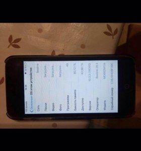 iPhone 5 на 64 гб